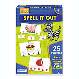 Spin Master® Match and Learn Spelling Game