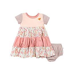 Burt's Bees Baby® Wyoming Wild Flowers Organic Cotton Dress with Diaper Cover