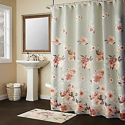 SKL Home by Saturday Knight Holland Floral Shower Curtain in Sage