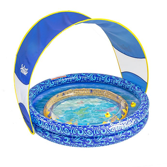 Alternate image 1 for Lazy River Pool with Sunshade