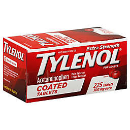 Tylenol® Extra Strength 225-Count Pain Reliever Coated Tablets