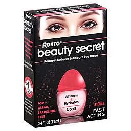 Rohto® Beauty Secret 0.4 fl. oz. Cooling Eye Drops