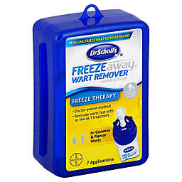 Dr. Scholl's® Freeze Away® 7-Pack Common & Plantar Wart Remover