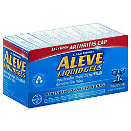 Aleve® All Day Strong® Liquid Gels 80-Count 220 mg Capsules with Easy-Open Arthritis Cap