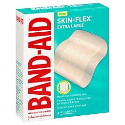 Johnson & Johnson® Band-Aid® Skin Flex™ 7-Count Adhesive Bandages