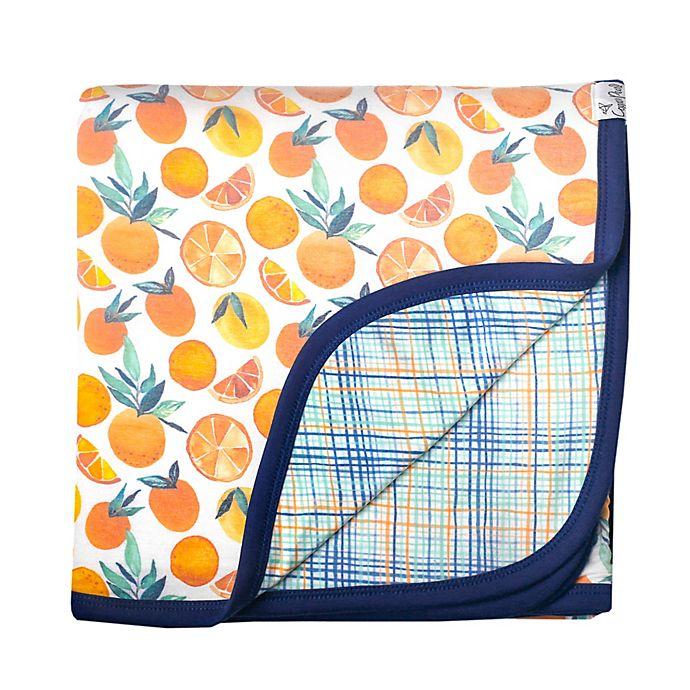Alternate image 1 for Copper Pearl™ Citrus 3-Layer Reversible Quilt