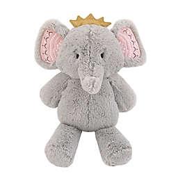 NoJo® Tropical Princess Elephant Plush Toy in Grey
