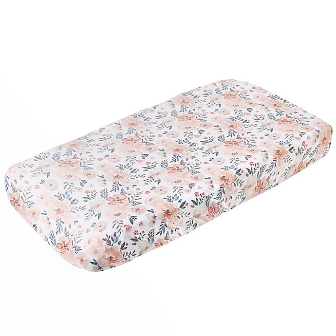 Alternate image 1 for Copper Pearl Autumn Changing Pad Cover