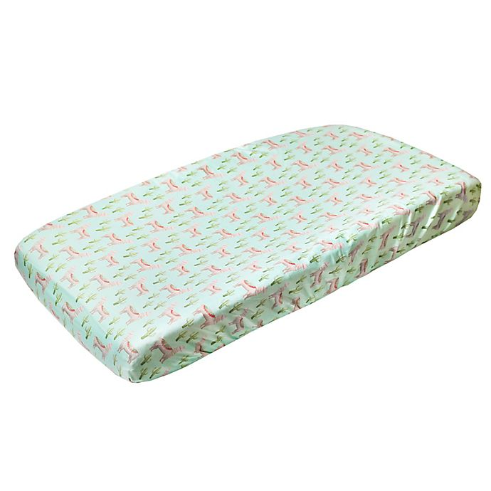 Alternate image 1 for Copper Pearl Cusco Changing Pad Cover