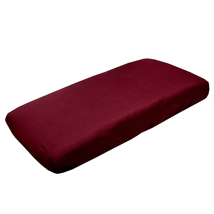 Alternate image 1 for Copper Pearl™ Changing Pad Cover in Ruby