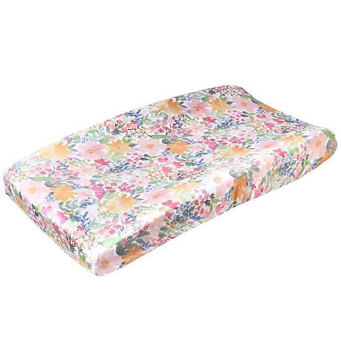 Alternate image 1 for Copper Pearl Lark Changing Pad Cover