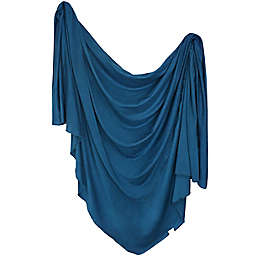 Copper Pearl™ River Swaddle Blanket in Blue