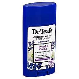 Dr. Teal's® 2.65 oz. Aluminum Free Deoderant in Lavender