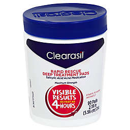 Clearasil® 90-Count Rapid Rescue Deep Treatment Pads