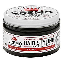Cremo™ 4 oz. Premium Barber Grade Hair Styling Shine Pomade