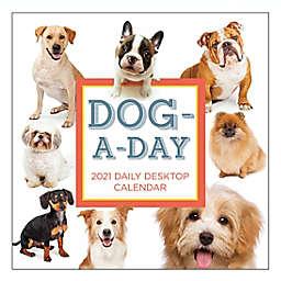 TF Publishing Dog-A-Day 2021 Daily Desktop Calendar