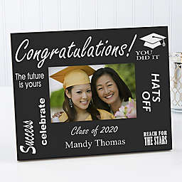 The Future is Yours 4-Inch x 6-Inch Picture Frame