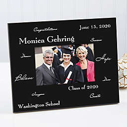 Words to Inspire 4-Inch x 6-Inch Picture Frame