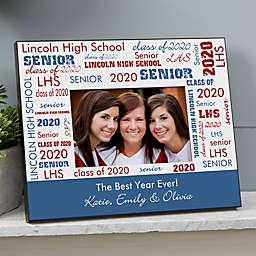 School Spirit 4-Inch x 6-Inch Picture Frame