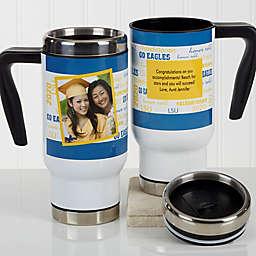 School Spirit 14 oz. Commuter Travel Mug