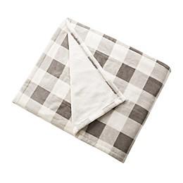 Brookstone® n-a-p® Heated Plush Throw Blanket