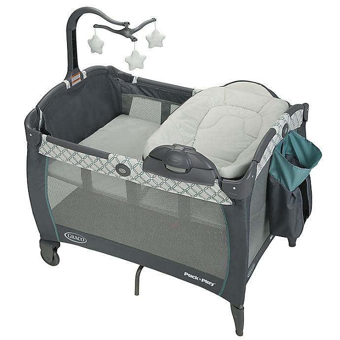 Alternate image 1 for Graco® Pack 'n Play® Portable Seat & Changer LX Playard