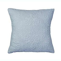 Wamsutta® Cambridge European Pillow Sham in Dusty Blue