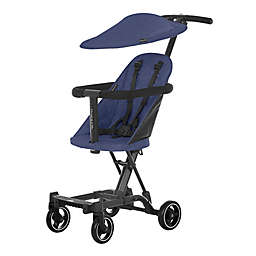Dream On Me Coast Rider Stroller Sun Canopy in Navy
