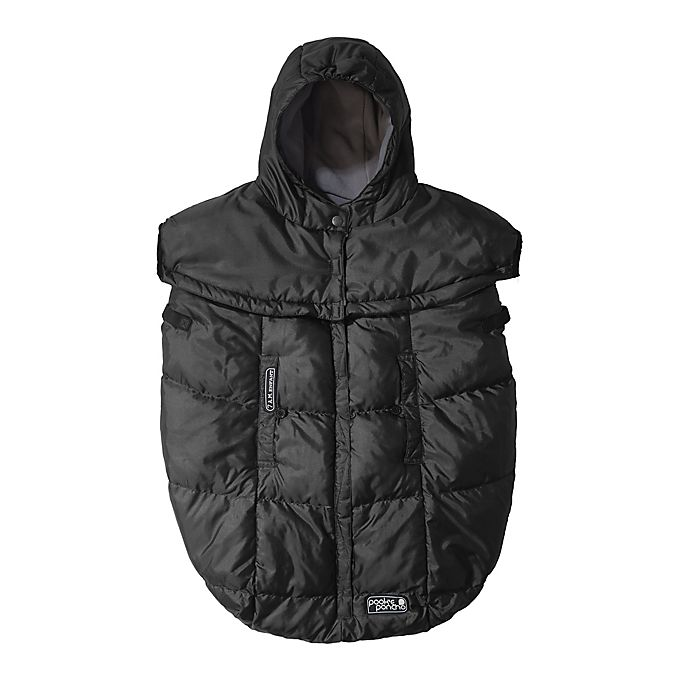Alternate image 1 for 7AM Enfant Pookie Poncho 3-in-1 Carrier Cover & Stroller Blanket