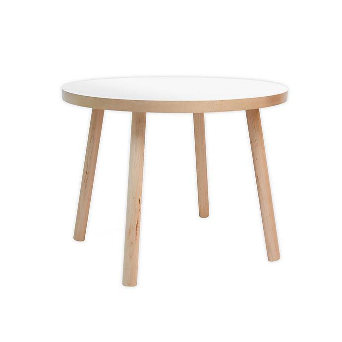 Alternate image 1 for Nico & Yeye Poco Round Kids Table