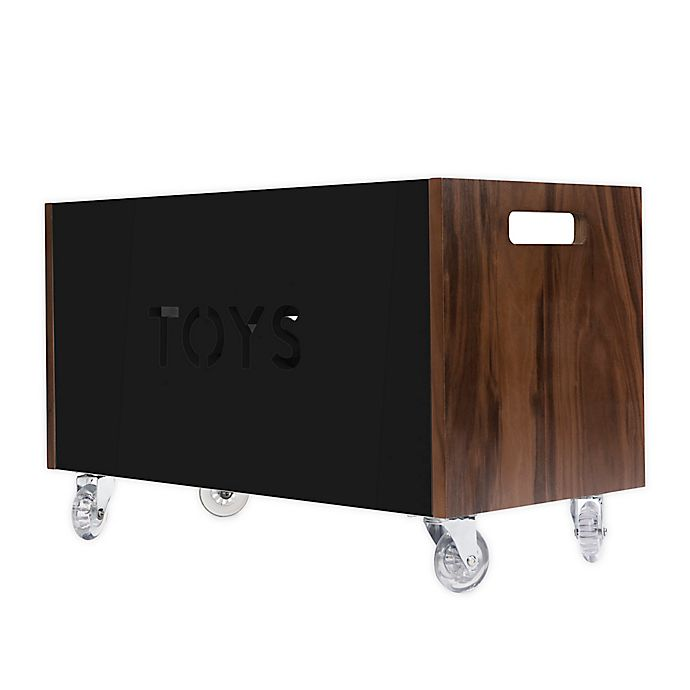 Alternate image 1 for Nico & Yeye Mobile Toy Chest