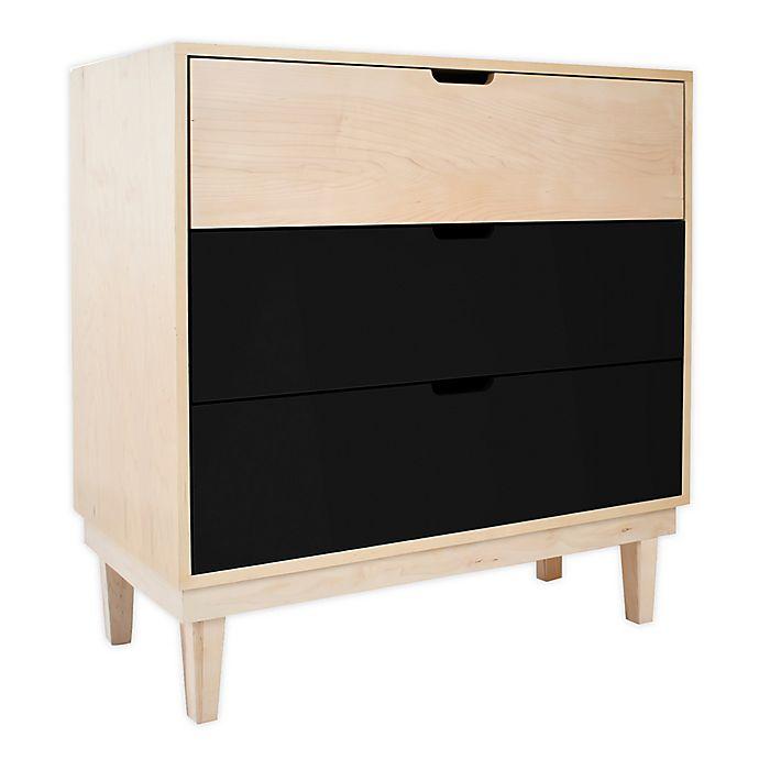Alternate image 1 for Nico & Yeye Kabano Kids 3-Drawer Dresser