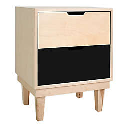Nico & Yeye Kabano 2-Drawer Nightstand