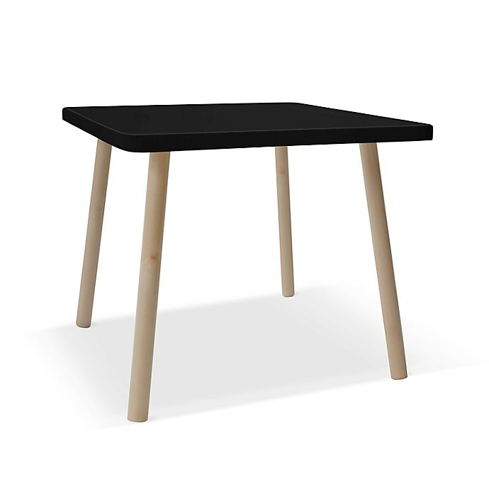 Alternate image 1 for Nico & Yeye Tippy Toe 30-Inch Square Kids Table in Maple
