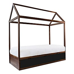 Nico & Yeye Domo Zen Canopy Bed with Storage