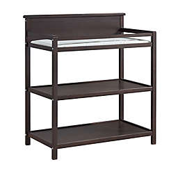 Oxford Baby Harper Changing Table in Espresso