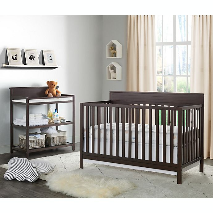 Alternate image 1 for Oxford Baby Harper Nursery Furniture Collection