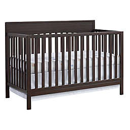 Oxford Baby Harper 4-in-1 Convertible Crib in Espresso