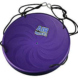 M&M Sales Enterprises Air Riderz® Saucer Swing in Purple