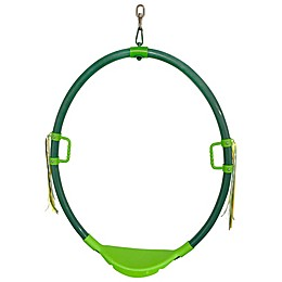 M&M Sales Enterprises Hoopla Ring Swing in Green