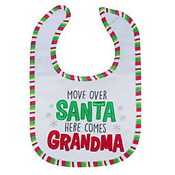 Neat Solutions® 'Move Over Santa' Christmas Bib