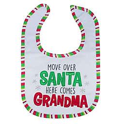 Neat Solutions® 'Move Over Santa' Christmas Bib