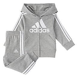 Adidas® Essentials FT Set in Grey