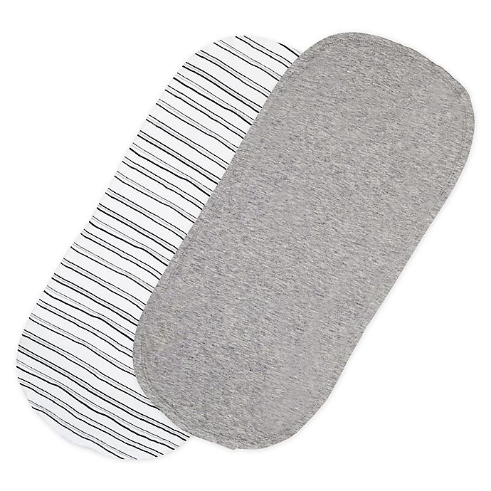 Alternate image 1 for The Honest Company® Patterned Changing Pad Liner