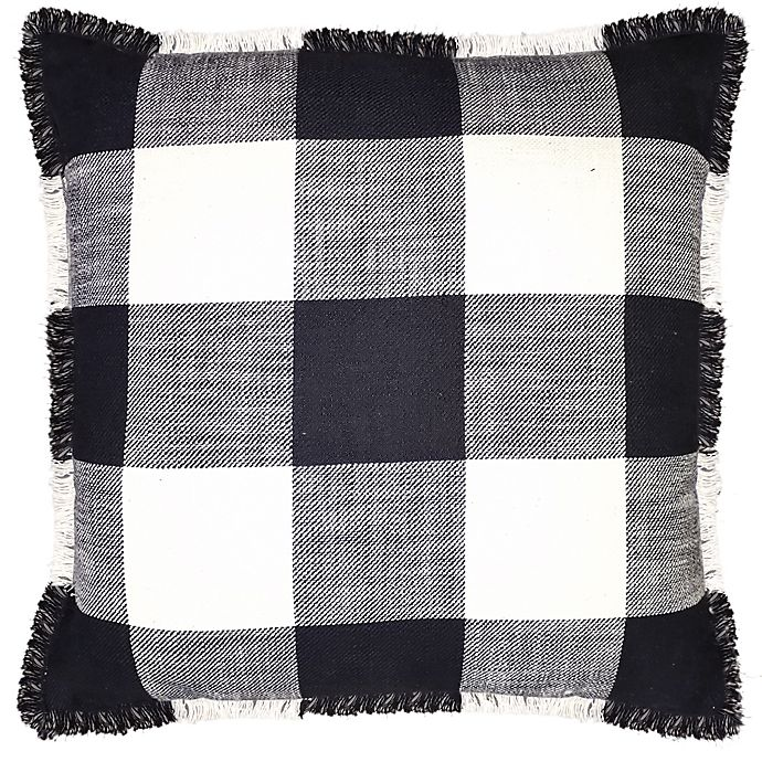 Alternate image 1 for Bee & Willow Home™ Fringe Throw Pillow Collection