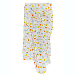Loulou Lollipop Candy Floss Muslin Swaddle Blanket