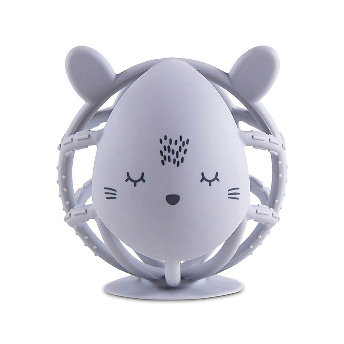 Alternate image 1 for Tiny Twinkle® Bunny Silicone Teether Toy