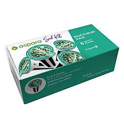 aspara Blue Kale 8 Capsule Seed Kit