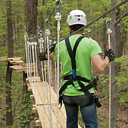 Treetop Challenge Course and Zipline Park in Schenectady, NY by Spur Experiences®