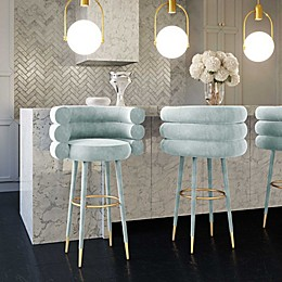 TOV Furniture Betty Velvet Stool Collection